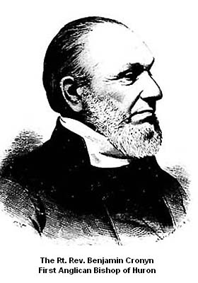 Bishop Benjamin Cronyn