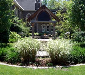 St James Memorial Garden, London, Ontario