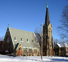 St John the Evangelist Church, London, Ontario