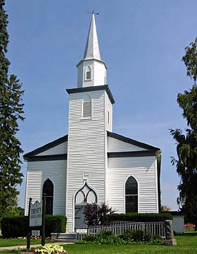 Trinity Anglican Church, Port Burwell, Ontario