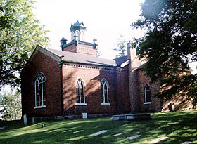Old St Paul's Church, Woodstock, Ontario
