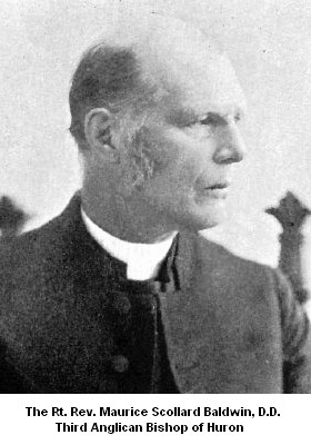 Bishop Maurice Baldwin