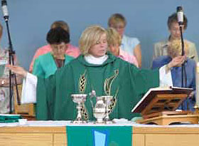 Rev'd June Hough