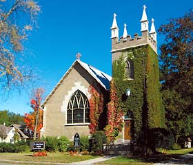 St. Luke's Anglican Church, Broughdale, London, Ontario