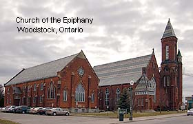 Church of the Epiphany, Woodstock, Ontario