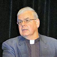 Rev'd Gary Nicolosi